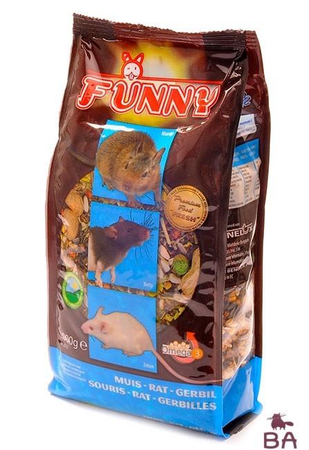 Benelux Funny Muis-Rat-Gerbil Premium
