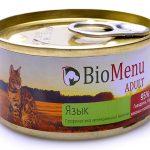 BioMenu корм для кошек: ассортимент, состав и стоимость