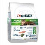 Ontario корм для кошек: виды корма, отзывы, состав, цена и качество