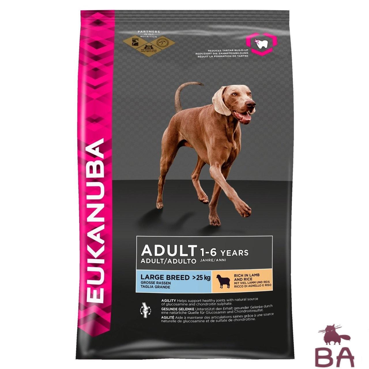 Корм Eukanuba для собак