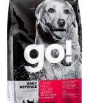 Корм Go для собак: виды, состав, отзывы
