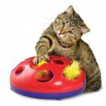 В какие игрушки предпочитают играть кошки?