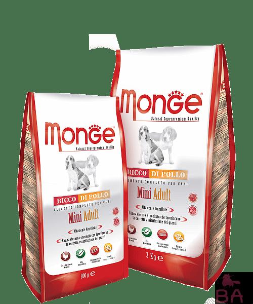 Корм Monge для собак